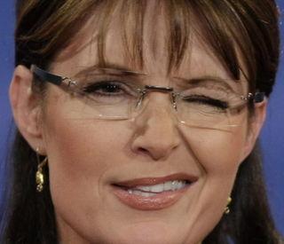 Sarah Palin wink oprah