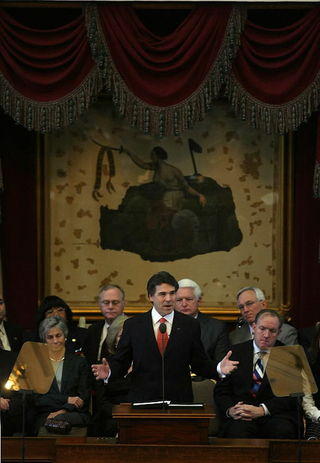 Rick Perry State of the State