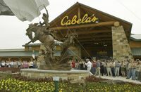 Cabelas Fort Worth