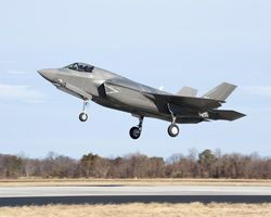F-35 STOVL flight 1-26-10