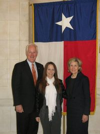 Cornyn Hutchison with Munley