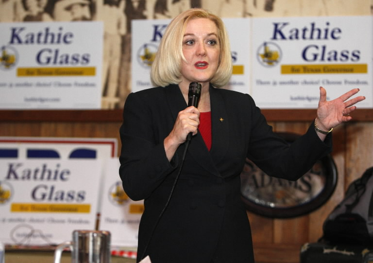 Kathie Glass governor candidate