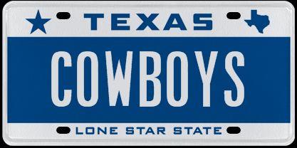 Cowboysplate